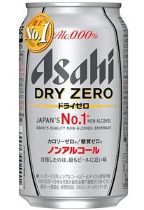 アサヒ ドライゼロ(350ml×24本)